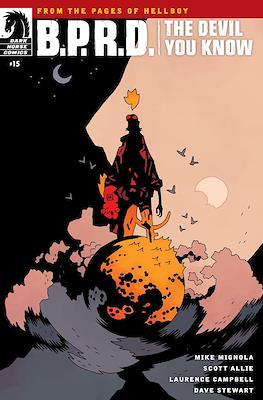 B.P.R.D. (Comic Book) #162