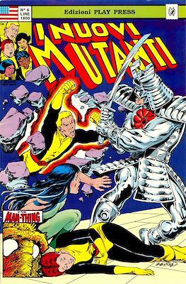 I Nuovi Mutanti (Spillato-brossurato) #6