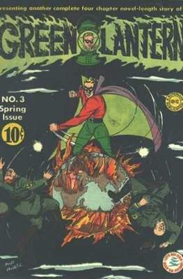 Green Lantern Vol 1 (Comic Book) #3