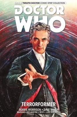 Doctor Who: The Twelfth Doctor (Hardcover) #1