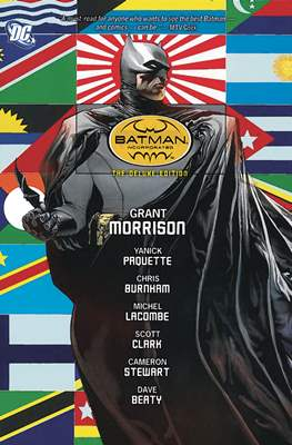 Batman Incorporated. The Deluxe Edition