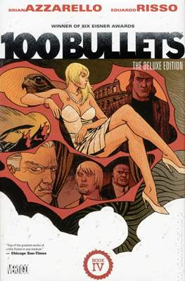 100 Bullets - The Deluxe Edition (Hardcover 456-512 pp) #4
