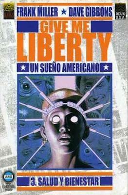 Give me Liberty (Rustica 52/52/48 pp) #3