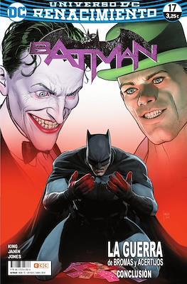 Batman: Nuevo Universo DC / Renacimiento #72/17