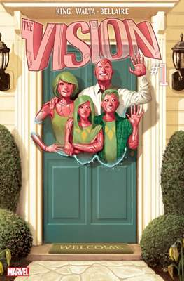 The Vision Vol. 3