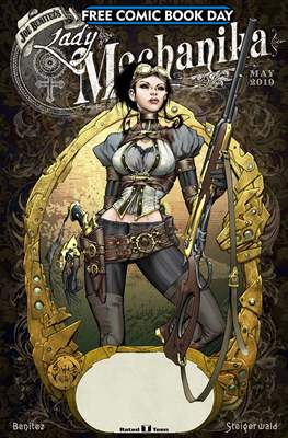 Lady Mechanika - Free Comic Book Day 2019