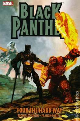 Black Panther (Vol. 4 2005-2008) (Softcover) #5