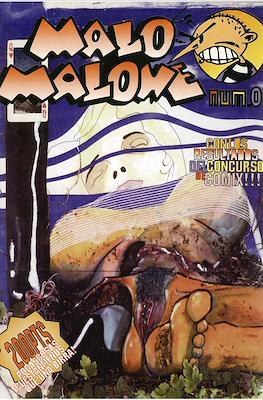 Malo Malone (Grapa, 56 pp) #0