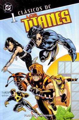 Los Titanes. Clásicos DC (Rústica 224 pp) #1