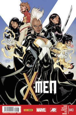 X-Men Vol. 4 / X-Men presenta (2011-2016) (Grapa 24 pp) #43