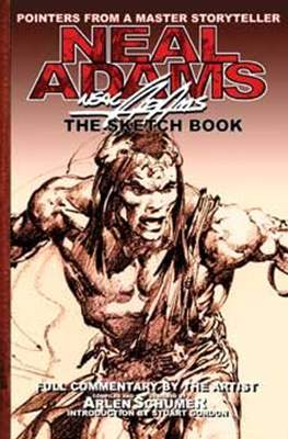 Neal Adams The Sketch Book #2