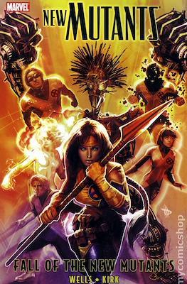 New Mutants Vol. 3 #3