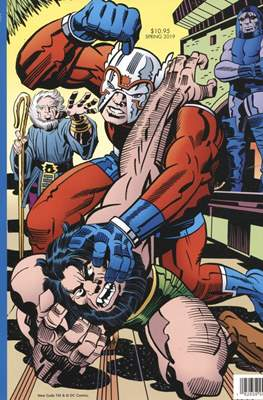 The Jack Kirby Collector (MAgazine) #76