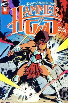 Hammer of God (Comic Book) #2