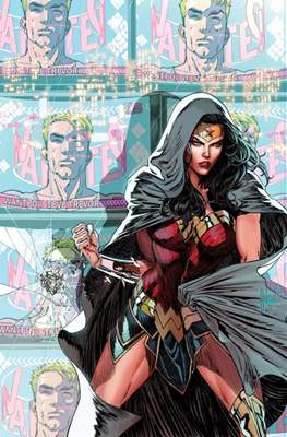 Wonder Woman Vol. 5 (2016-) (Comic book) #752