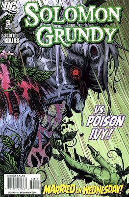 Solomon Grundy (2009) (Saddle-stitched) #3