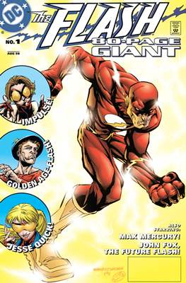 The Flash 80-Page Giant