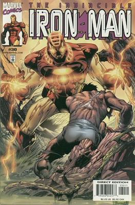 Iron Man Vol. 3 (1998-2004) (Comic-book) #30