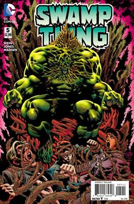 Swamp Thing (2016) (Comic Book) #5