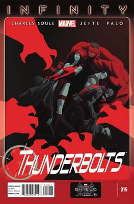 Thunderbolts Vol 2 (Grapa) #15