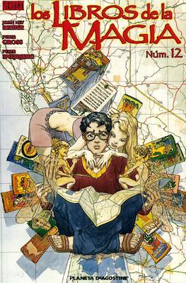 Los Libros de la Magia (Rústica 64 pp) #12