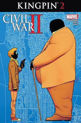 Civil War II: Kingpin (Comic-book) #2