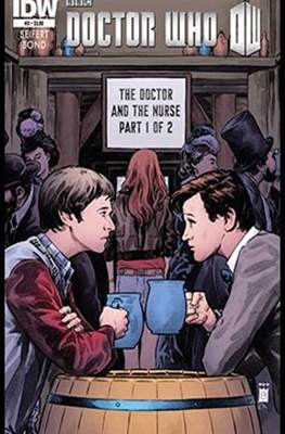 Doctor Who - Vol 3 #3