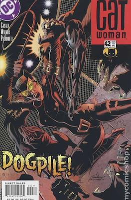 Catwoman Vol. 3 (2002-2008) (Comic Book) #42