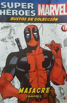 Super Héroes Marvel. Bustos de Colección #12