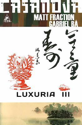 Casanova: Luxuria (Grapa) #3