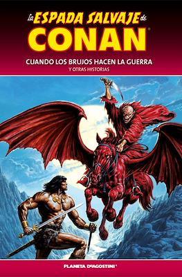 La Espada Salvaje de Conan (Cartoné 120 - 160 páginas.) #79