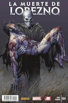 La muerte de Lobezno (2015) #4