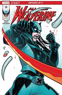 All-New Wolverine (2016-) (Comic book) #28