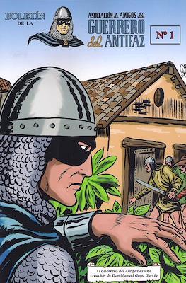 Boletín de la Asociación Amigos del Guerrero del Antifaz