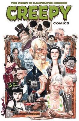 Creepy Comics (Paperback) #3