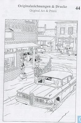 Originalzeichnungen & Drucke (Grapa) #44