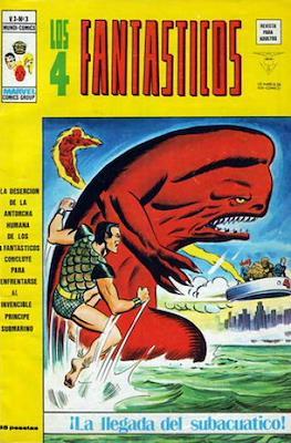 Los 4 Fantásticos Vol. 3 (1977-1980) (Grapa 44 pp) #3