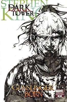 Dark Tower: The Gunslinger Born (Variant Sketch Cover) (Comic Book 40 pp) #3