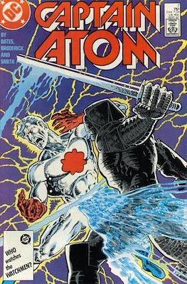 Captain Atom (1987-1991) #7