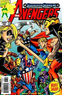The Avengers Vol. 3 (1998-2004) (Comic-Book) #6