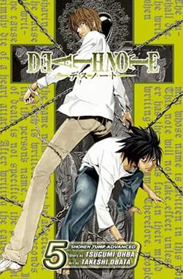 Death Note (Paperback) #5