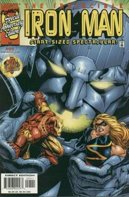 Iron Man Vol. 3 (1998-2004) #25