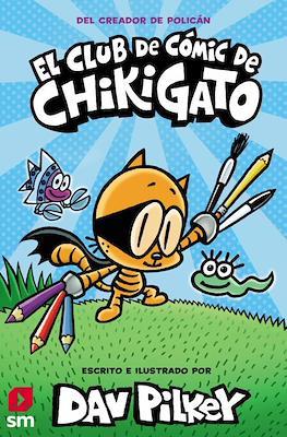 El Club de Cómic de Chikigato (Cartoné 176 pp) #1