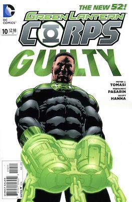 Green Lantern Corps Vol. 3 (2011-2015) #10