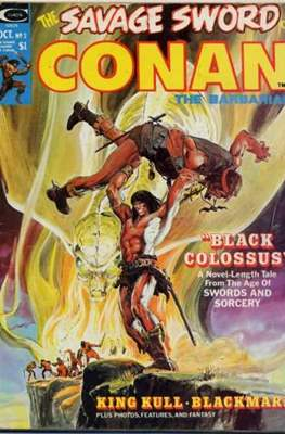The Savage Sword of Conan the Barbarian (1974-1995) #2