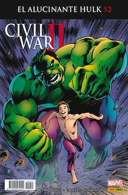 El Increíble Hulk Vol. 2 / Indestructible Hulk / El Alucinante Hulk / El Inmortal Hulk (2012-) (Grapa) #52