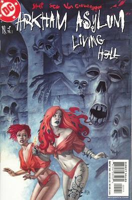 Arkham Asylum: Living Hell (Grapa) #5