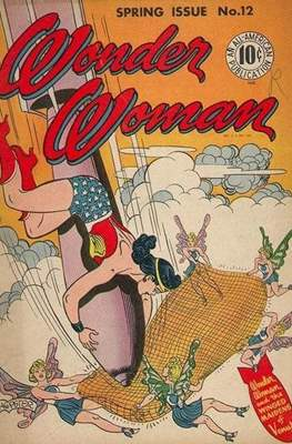 Wonder Woman Vol. 1 (1942-1986; 2020-) #12