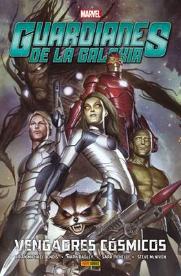 Guardianes de la Galaxia. Marvel integral