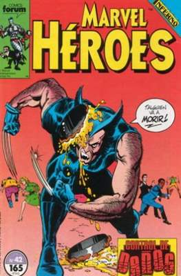 Marvel Héroes (1986-1993) (Grapa 32 pp) #42